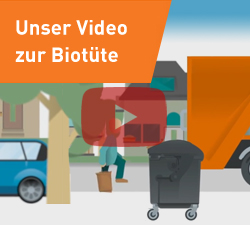 Grafik: Unser Video zur Biotüte